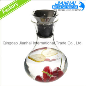 Glass Tea Glass Cold Water Pot Wholesale pictures & photos