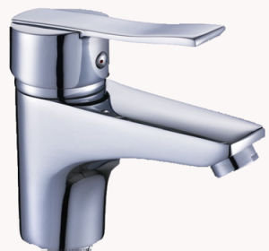 Single Hand Basin Mixer (sw-77001) pictures & photos