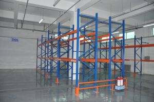 Selective Steel Storage Warehouse Pallet Rack pictures & photos