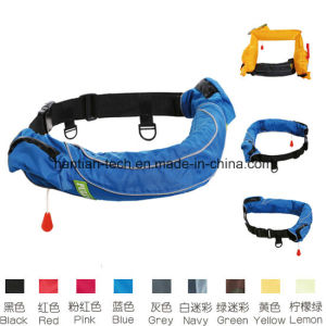 Blue Waist Belt Lifejacket for Lifesaving with CE Approved (HT639600) pictures & photos