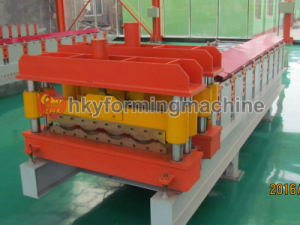 Metal Profile Rolling Machine pictures & photos