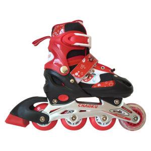 New Design Carton Rivet Inline Skate for Kids