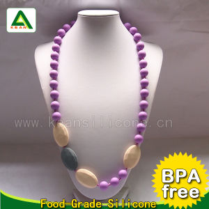 FDA and CE Approved Silicone Chewing Necklace-09