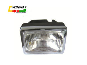 Ww-7185 Ax100 Motorcycle Front Light, Head Light, 12V pictures & photos