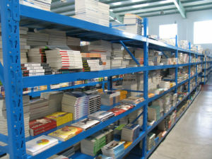 Medium Duty Movable Steel Storage Rack (JW-CN1410524) pictures & photos