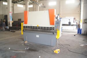 Nc Press Brake for Stainless Plate pictures & photos
