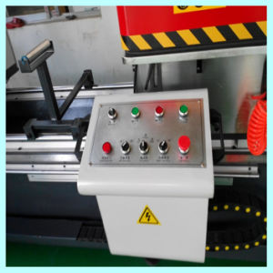 Aluminum Profile Digital Display Double Head Precision Cutting Saw pictures & photos