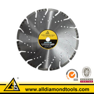 Laser Welded Saw Blade for Cutting Masonry (HLWTS) pictures & photos