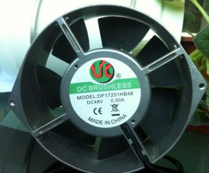 172*150*51mm Cooling Fan DC 17251 Fan DC Brushless pictures & photos