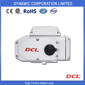 Dcl Angle Stroke Regualting Electric Actuator Control Valve pictures & photos