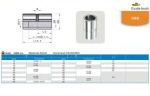 China High Speed Bearing for Plastic Mould pictures & photos