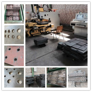 CNC Hydraulic Plate Drilling, Punching and Marking Machine (PPD103) pictures & photos