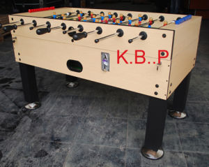 Professional Coin Operated Soccer Table (HM-S60-004) pictures & photos