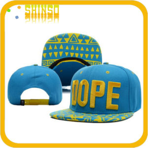 Dope Hip Hop 3D Embroidery Snapback Hat (FC004AH)