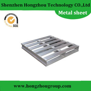 Custom-Made Electronic Enclosure Sheet Metal Stamping for Workshop pictures & photos