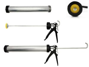 15′′ Sausage Caulking Gun with Aluminum Barrel for 600ml Capacity pictures & photos