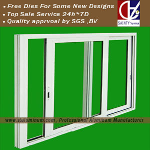 Sliding Window and Sliding Door From 25-Years Factory (ST811)