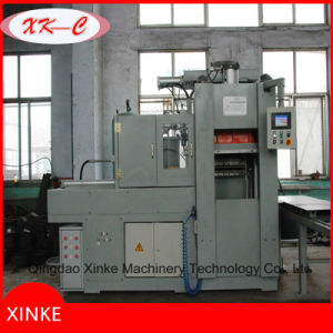 Green Sand Foundry Casting Automatic Horizontal Parting Flaskless Moulding Machine pictures & photos