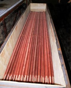 High Copper Finned Tube for Heat Exchanger pictures & photos