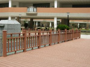 Composite Decking Flooring From Everjade China CE/SGS pictures & photos