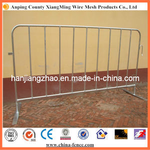 Factory Price Hot DIP Galvanized Metal Crowd Control Barriers pictures & photos