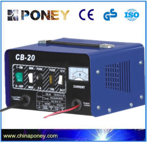 Poney Car Battery Charger CB-10 pictures & photos
