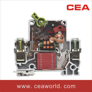 C45le Residual Current Circuit Breaker with Over Current Protection pictures & photos