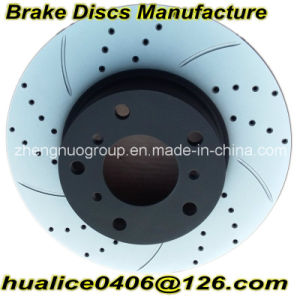 E1 Certificate Approved Brake Discs for Z Europe Market pictures & photos