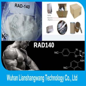 Bodybuilding Sarms Steroids White Rad-140 / Testolone 1182367-47-0 Powder pictures & photos