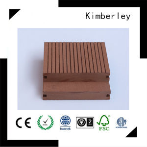 140*25mm Outdoor Composite Plank, Factory Price Solid Composite Decking pictures & photos
