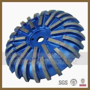 Italy Quality Diamond Profile Wheels for Counter Tops pictures & photos