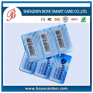 PVC Plastic Smart Card (HF and LF) rfid pictures & photos