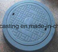 Custom Grey Ductile Cast Iron Manhole with Sand Casting pictures & photos