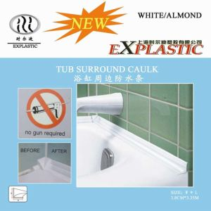 Tub Surround Sealer Trim-New Improve Adhesion