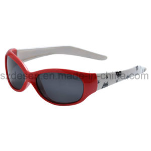 Wholesale Custom Logo Sport UV400 Kid Sunglasses pictures & photos