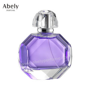 3.4FL. Oz Hot Sale Royal Luxury Glass Perfume Bottle for Women pictures & photos