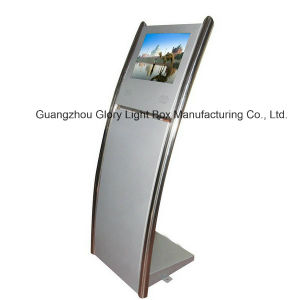 Ultra-Wide LCD Display with LED Running Message at Two Sides pictures & photos