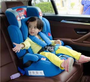 Adjustable Baby Child Car Safety Seat pictures & photos