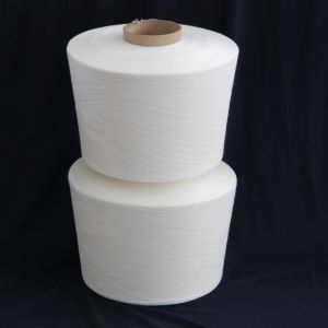 10/1 CVC T40/C60 Poly Cotton Regenerated Fabric Knitting Yarn pictures & photos