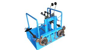 Wire Pay-off Machine for Cable Extrusion Production Line pictures & photos