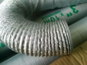 Air Duct Silicone Pipe, Fexible Silicone Pipe, Silicone Flue Pipe, Silicone Wind Pipe for High Heat Air pictures & photos