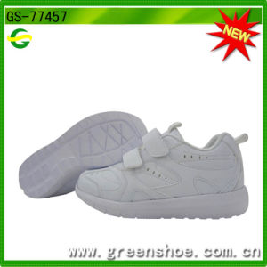 New Arrival White School Shoes pictures & photos