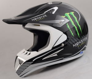 Motorcycle Spare Parts Accessories - Motorcycle Cross Helmet pictures & photos