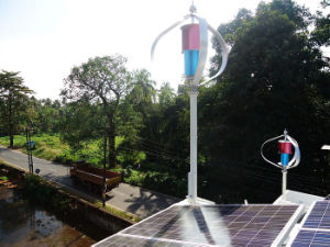 Wind Generator (Wind Turbine Generator200W-10kw) pictures & photos