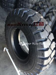 Good Quality Lorry Tyre/ (650-13) / Nylon Bias Mining Tyre pictures & photos