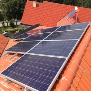 Futuresolar 5kw on Grid Solar System for Home pictures & photos