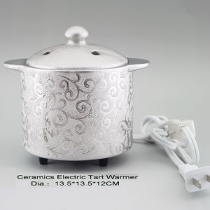 15CE23902 Silver Plated Electric Tart Warmer pictures & photos