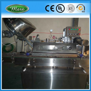 Glass Jar Twist-off Capping Machine pictures & photos