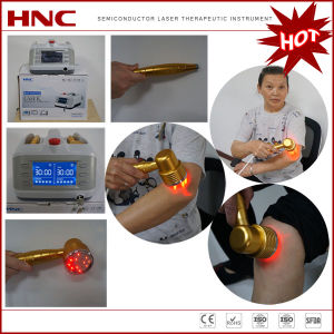 Hnc Factory Offer 650nm and 808nm Physical Infrared Therapy Machine for Joint Pain, Injuire, Arthritis pictures & photos