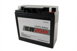 12.8V 20ah LiFePO4 Rechargeable Battery